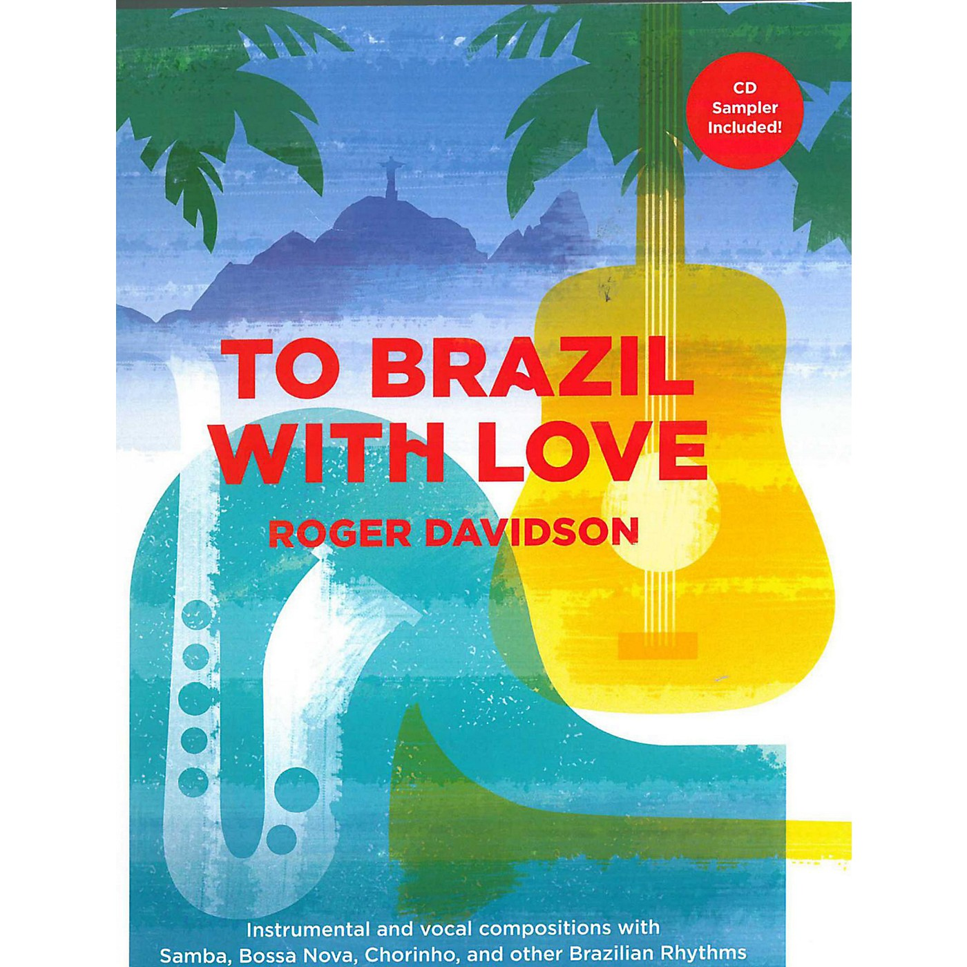 Carl Fischer To Brazil With Love - piano/vocal/guitar thumbnail