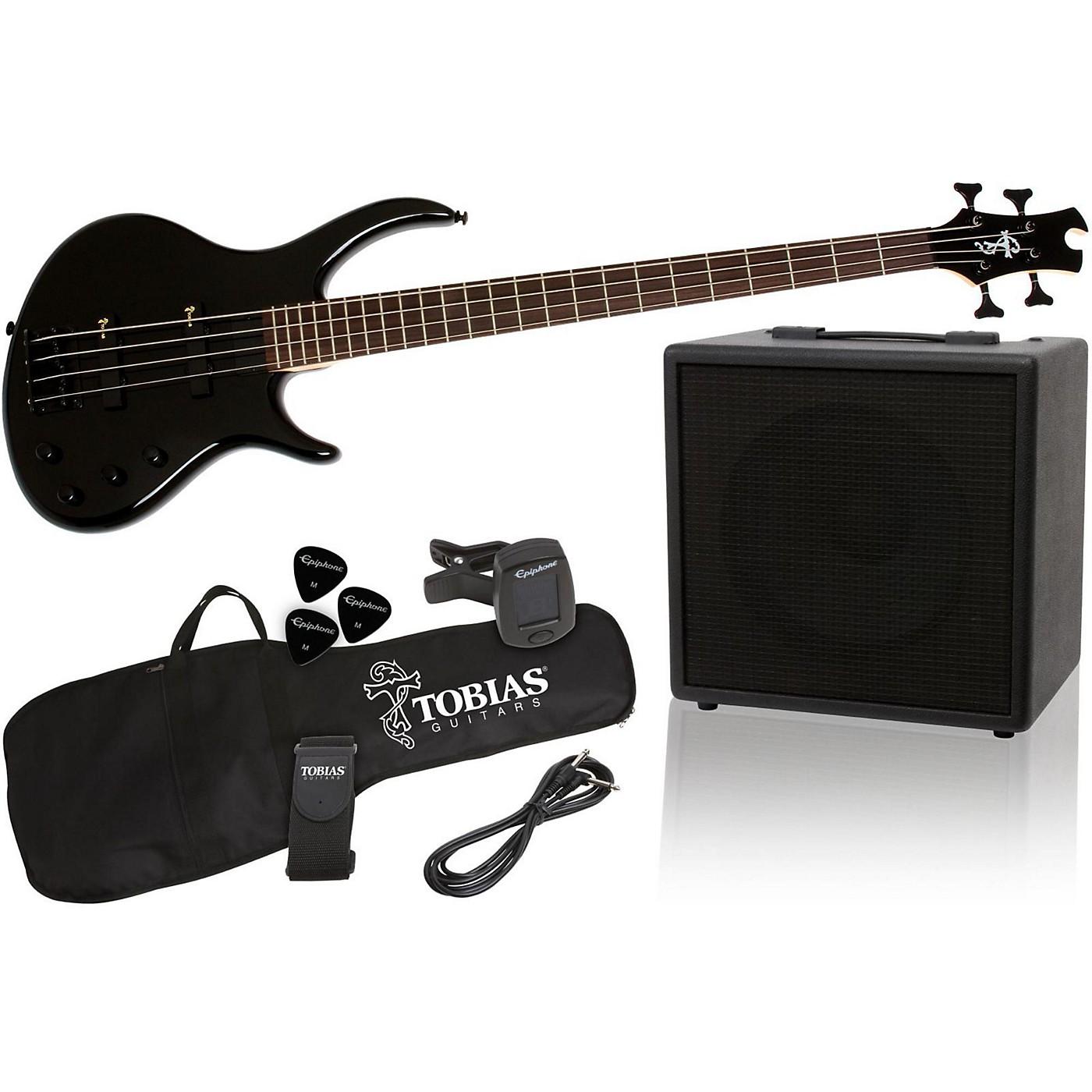 Tobias Toby Bass Performance Pack thumbnail