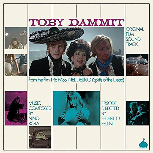 Alliance Toby Dammit (Original Soundtrack) thumbnail