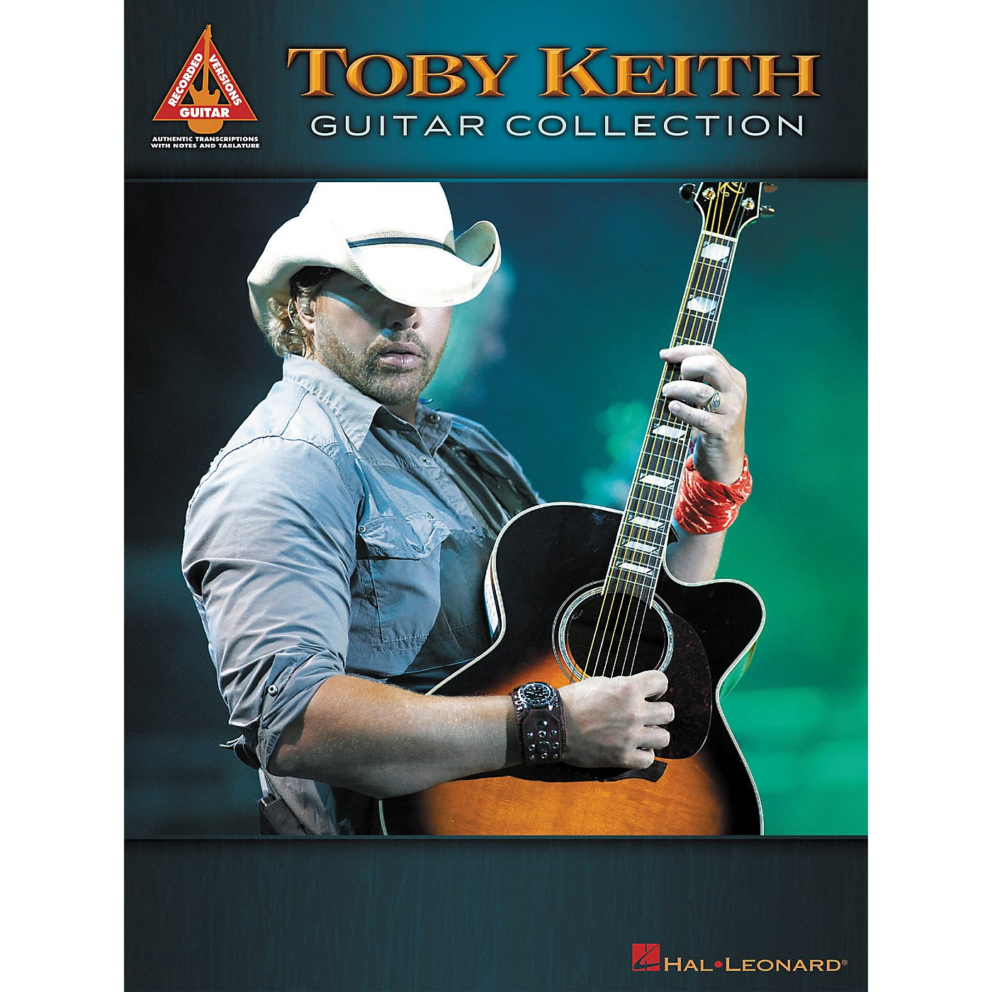 Hal Leonard Toby Keith Guitar Collection - Guitar Recorded Versions Songbook thumbnail