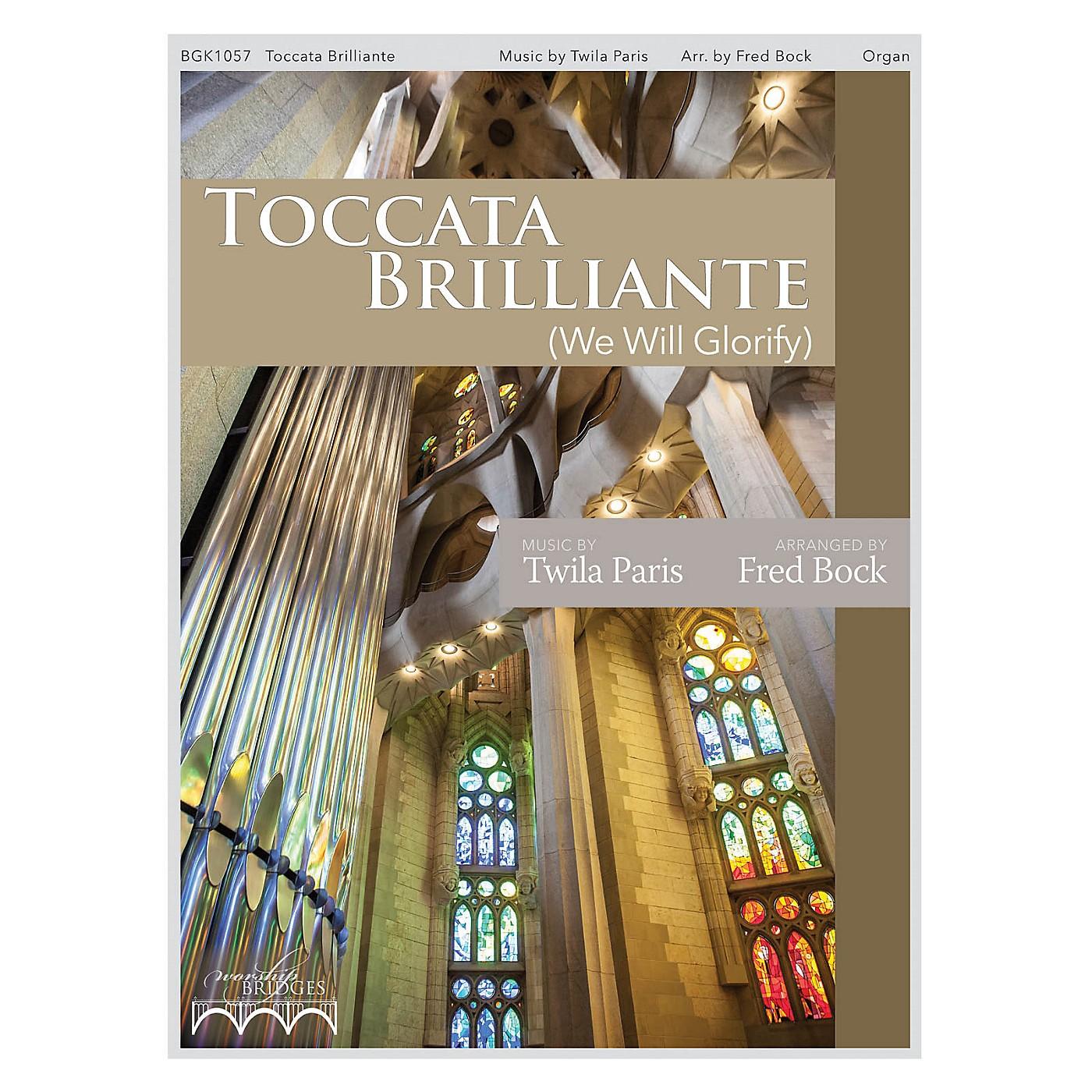 Fred Bock Music Toccata Brilliante (Based on We Will Glorify) Organ Solo thumbnail