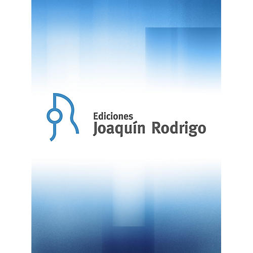 Schott Toccata (Solo Guitar Ediciones Joaquin Rodrigo) Schott Series Composed by Joaquin Rodrigo thumbnail