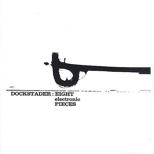 Alliance Tod Dockstader - Eight Electronic Pieces thumbnail