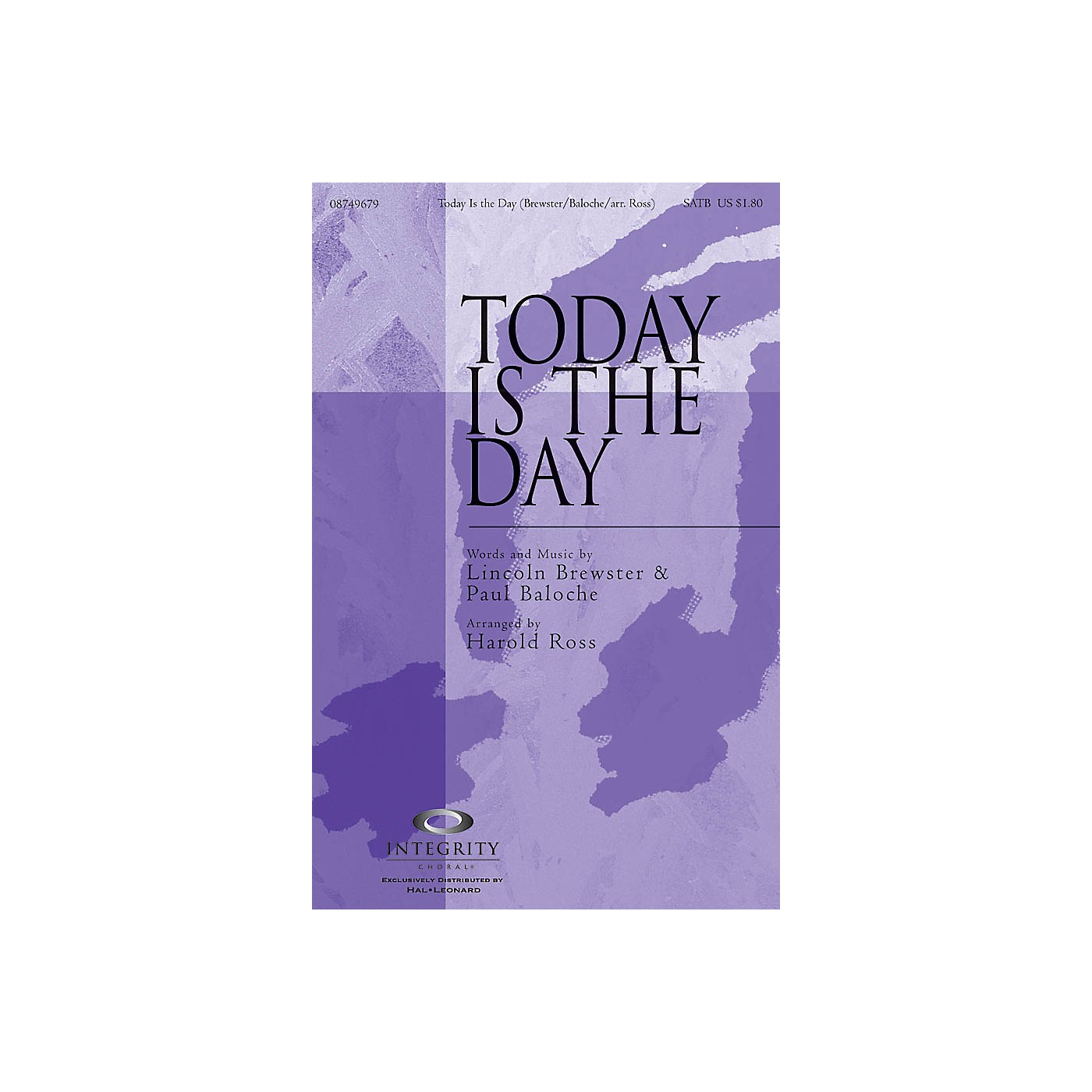 Integrity Choral Today Is the Day Orchestra Arranged by Harold Ross thumbnail