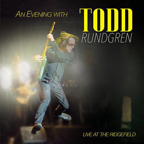 Alliance Todd Rundgren - An Evening With Todd Rundgren-Live At The Ridgefield thumbnail