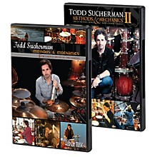 Hudson Music Todd Sucherman - Methods & Mechanics Complete DVD Set DVD Series DVD Performed by Todd Sucherman