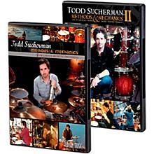 Hudson Music Todd Sucherman - Methods & Mechanics Complete DVD Set DVD Series DVD Performed by Todd Sucherman