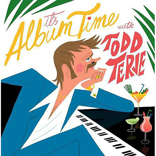 Alliance Todd Terje - It's Album Time thumbnail
