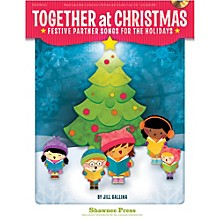 Hal Leonard Together At Christmas - Festive Partner Songs For The Holidays Book/Listening CD