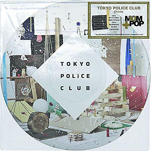 Tokyo Police Club Champ Woodwind Amp Brasswind