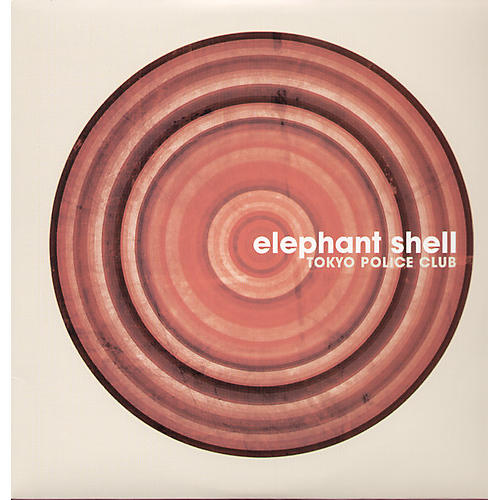 Alliance Tokyo Police Club - Elephant Shell thumbnail