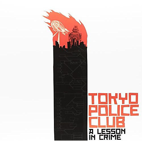 Alliance Tokyo Police Club - Lesson In Crime / Smith thumbnail