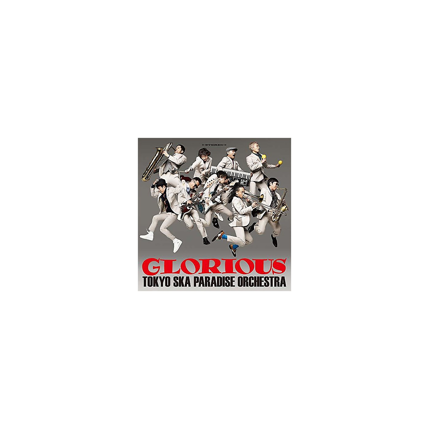 Alliance Tokyo Ska Paradise Orchestra - Glorious thumbnail