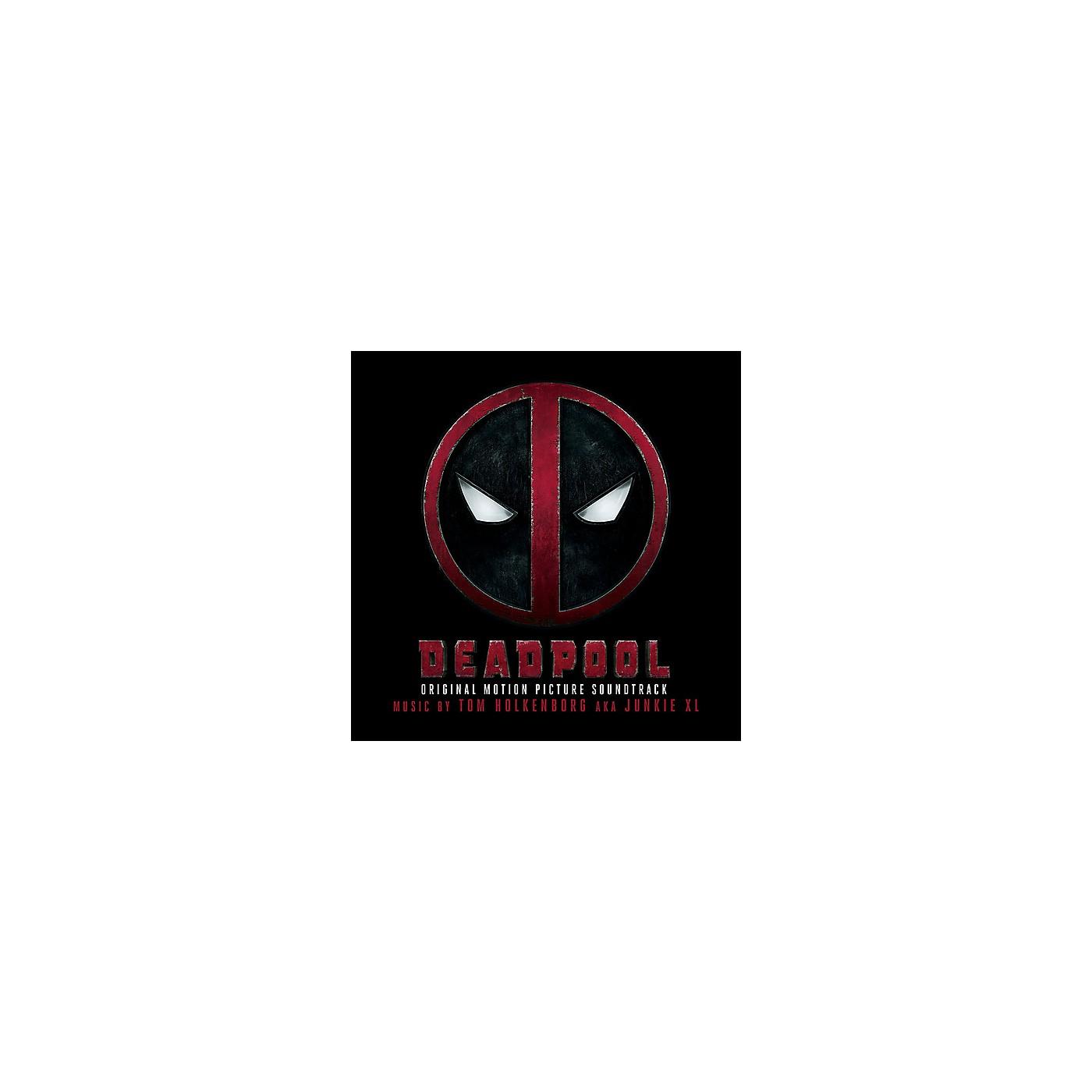 Alliance Tom Aka Junkie Xl Holkenborg - Deadpool (Original Soundtrack) thumbnail