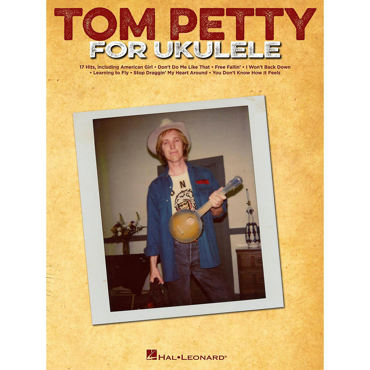 Hal Leonard Tom Petty For Ukulele thumbnail