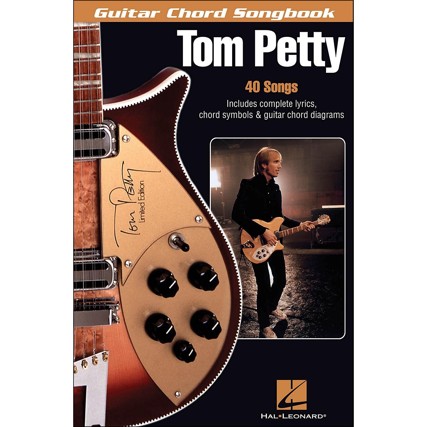 Hal Leonard Tom Petty Guitar Chord Songbook thumbnail