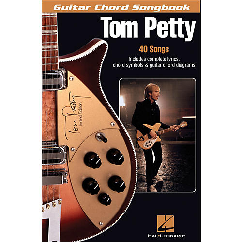 Tom Petty Guitar Chord Songbook - WWBW