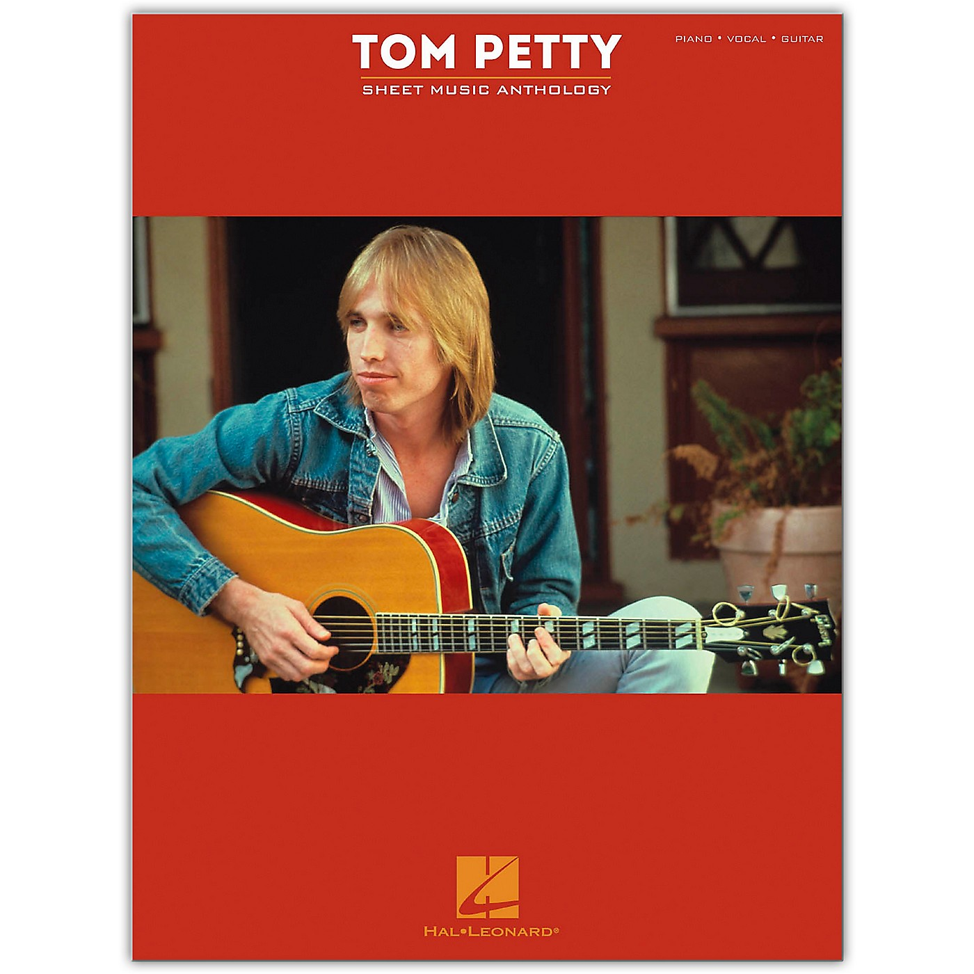 Hal Leonard Tom Petty Sheet Music Anthology - Piano/Vocal/Guitar Artist Songbook thumbnail