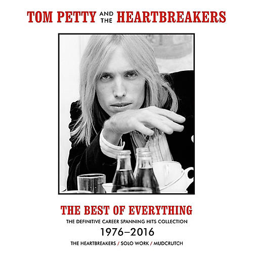 Universal Music Group Tom Petty & The Heartbreakers - The Best of Everything: The Definitive Career Spanning Hits Collection 2LP thumbnail