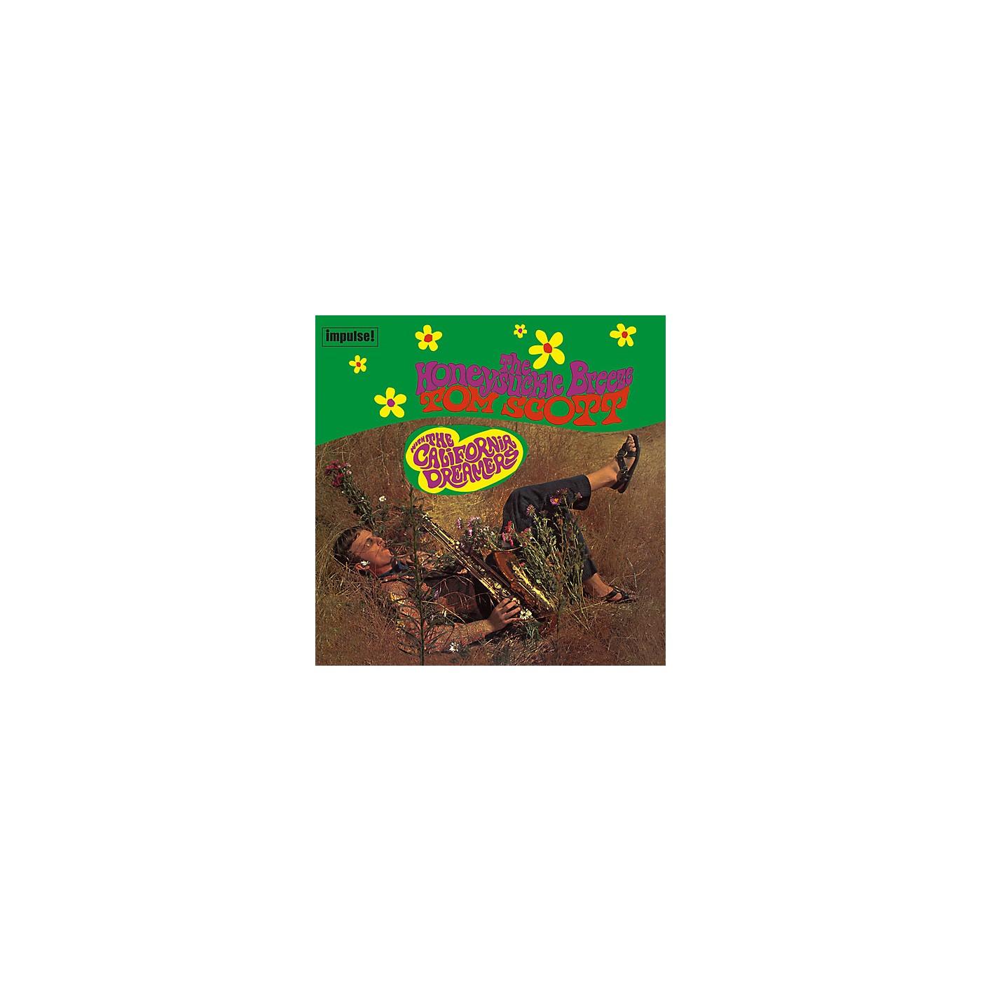 Alliance Tom Scott - Honeysuckle Breeze thumbnail