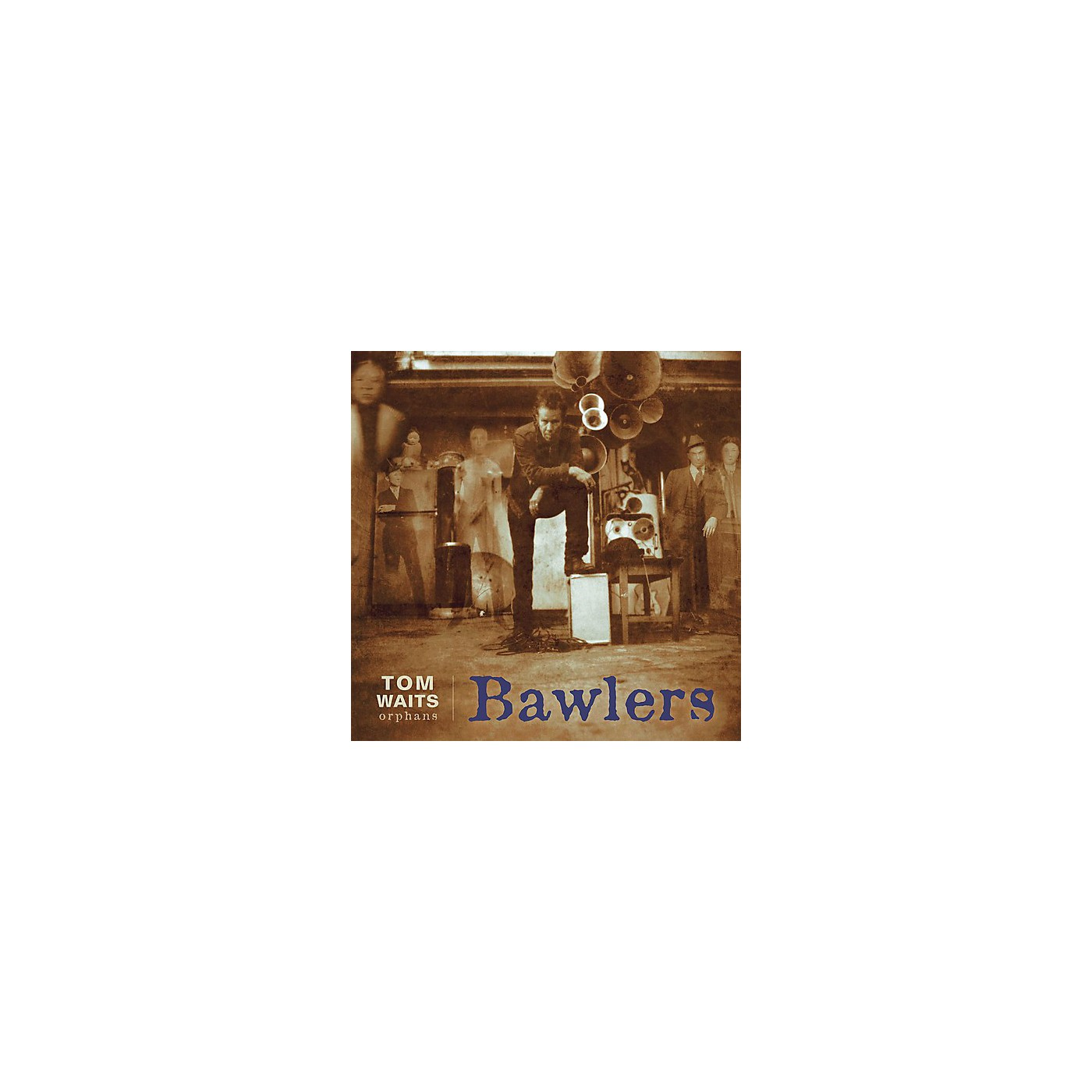 Alliance Tom Waits - Bawlers thumbnail