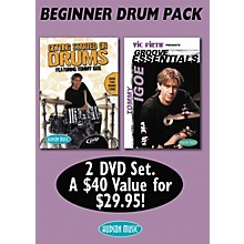 Hudson Music Tommy Igoe: Getting Started - Groove Essentials (DVD 2-Pack)