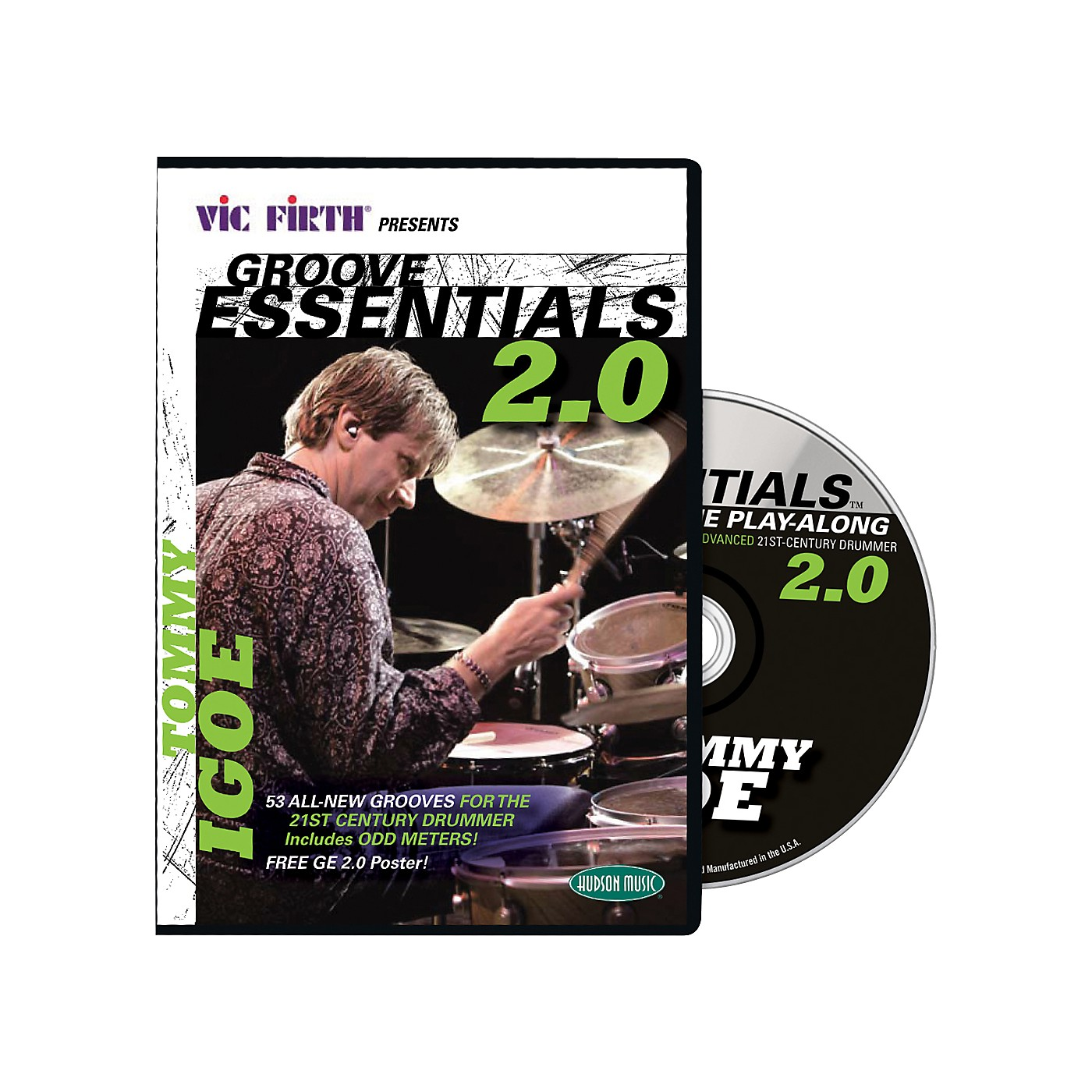 Hudson Music Tommy Igoe Groove Essentials 2.0 DVD thumbnail