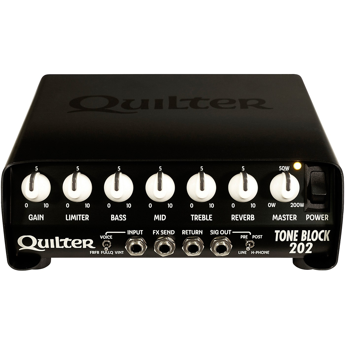 Quilter Labs Tone Block 202 200W Guitar Amp Head thumbnail