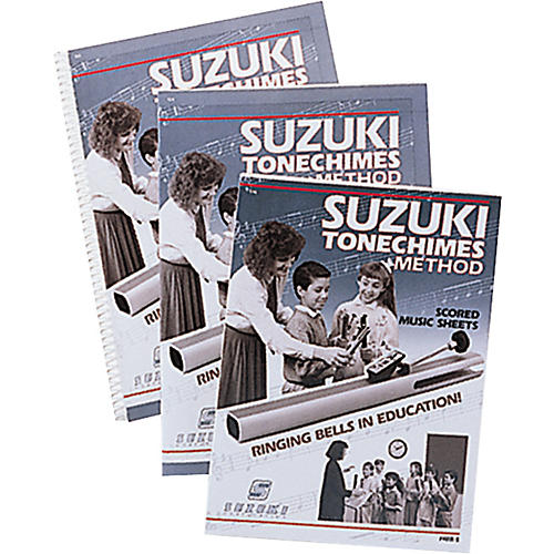 Suzuki Tone Chimes Volume 2 Method/Scored Music Sheets thumbnail