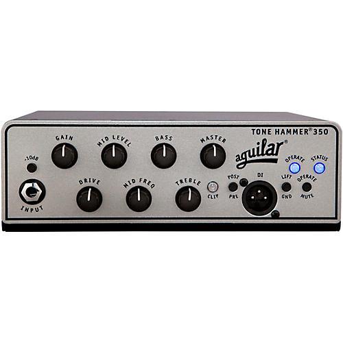 Aguilar Tone Hammer 350 Bass Amp Head thumbnail