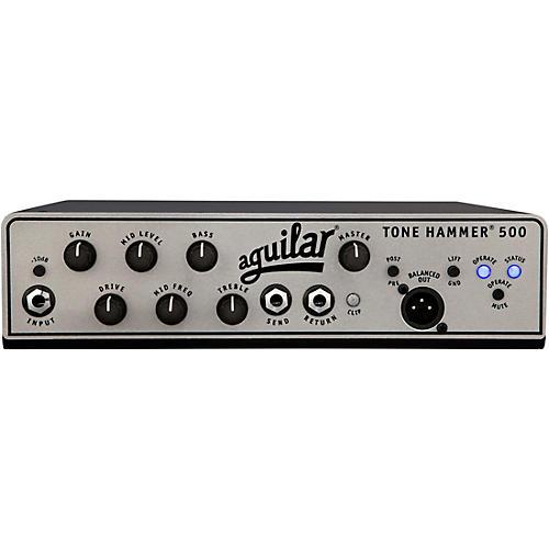 Aguilar Tone Hammer 500 Bass Amp Head thumbnail