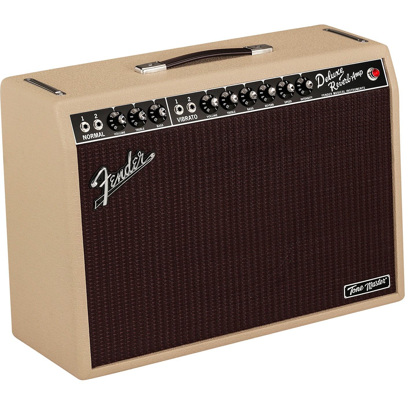 Fender Tone Master Deluxe Reverb 100W 1x12 Celestion NEO Creamback thumbnail
