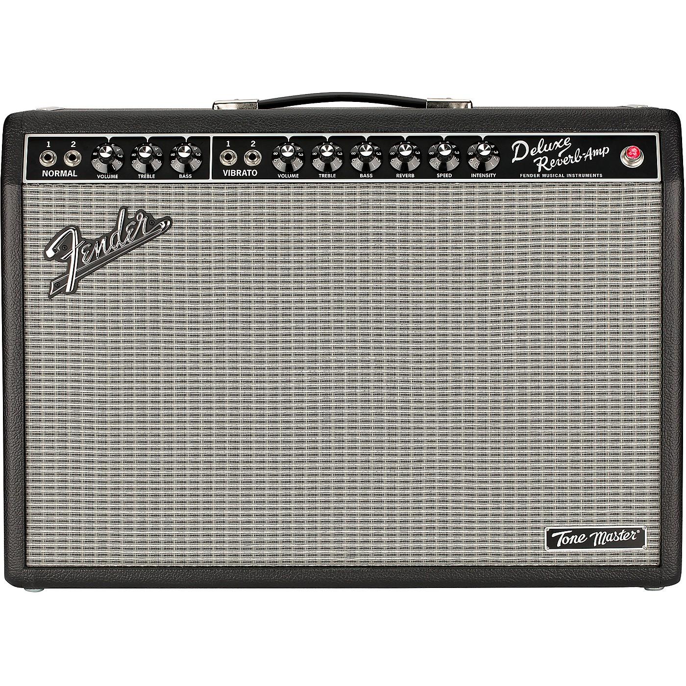 Fender Tone Master Deluxe Reverb 100W 1x12 Guitar Combo Amp thumbnail