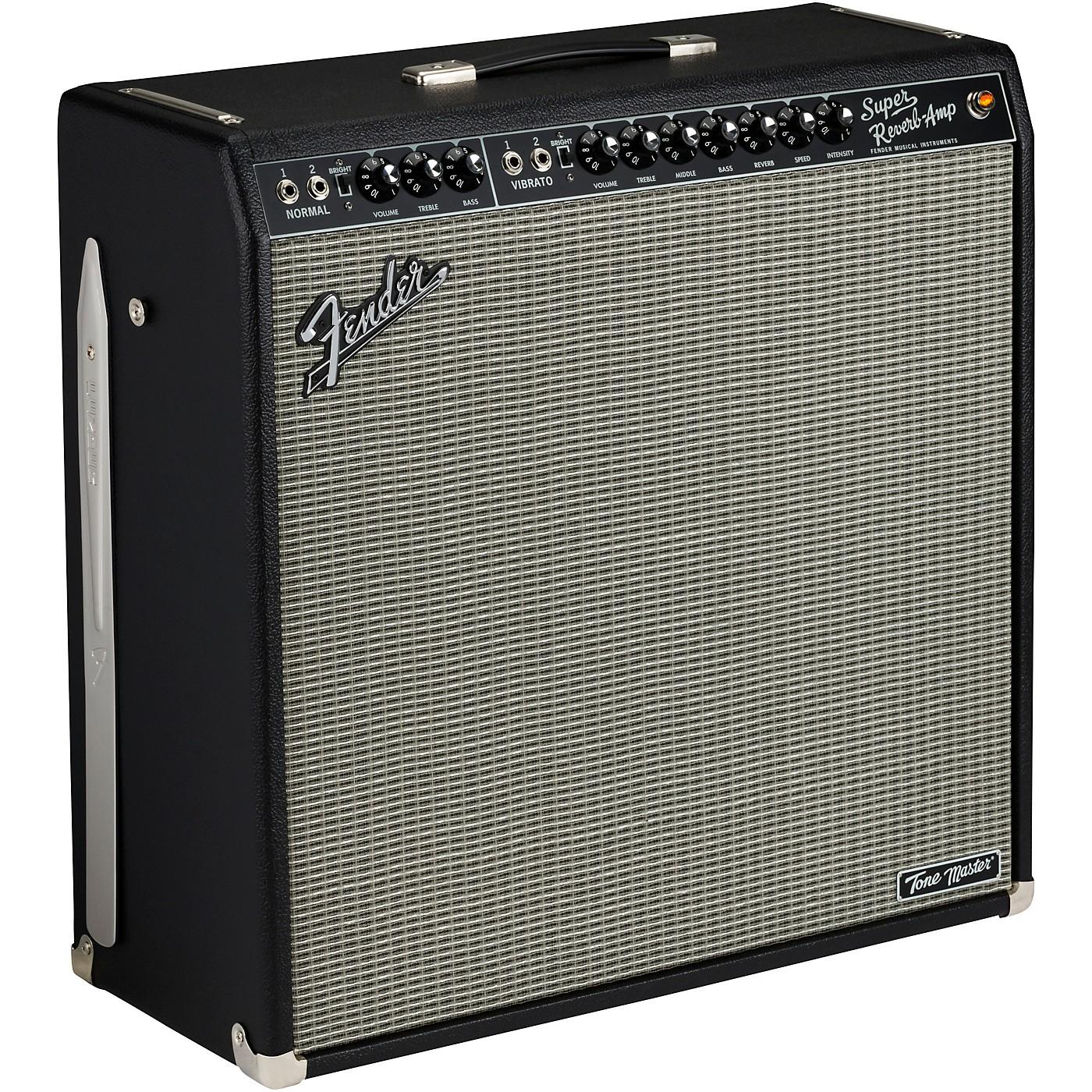 Fender Tone Master Super Reverb 45W 4x10 Guitar Combo Amp thumbnail