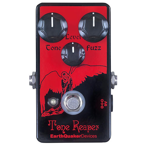 EarthQuaker Devices Tone Reaper Fuzz Guitar Effects Pedal thumbnail