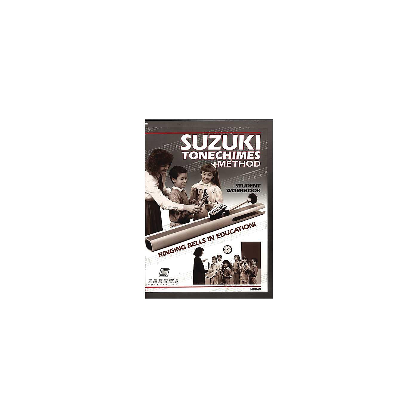 Suzuki ToneChimes Music Books Volume 1 to 5 thumbnail