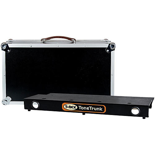 T-Rex Engineering ToneTrunk 56-L Pedal Board in Flight Case thumbnail