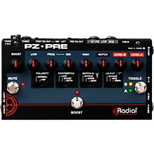 Radial Engineering Tonebone PZ-Pre Acoustic Direct Box Preamp