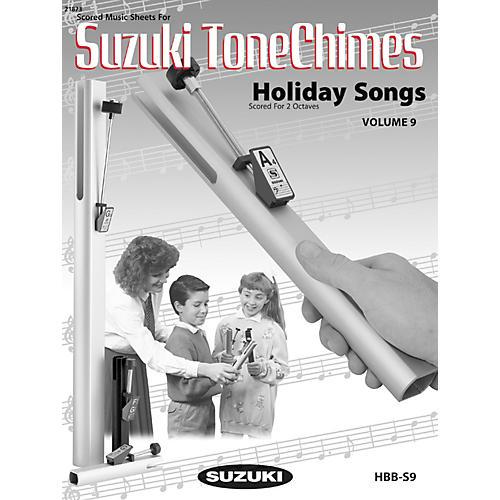 Suzuki Tonechime Arrangements 9 for Handbells Book thumbnail