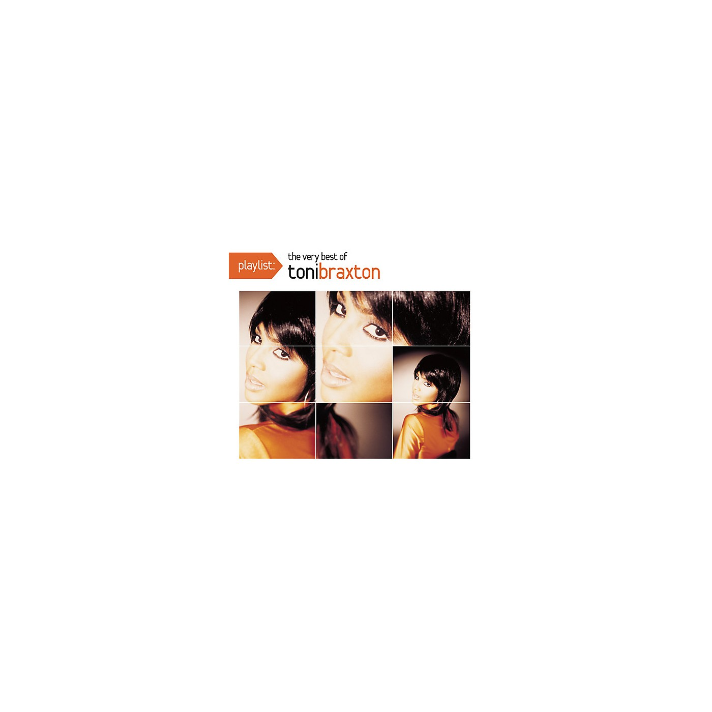 Alliance Toni Braxton - Playlist: Very Best of (CD) thumbnail