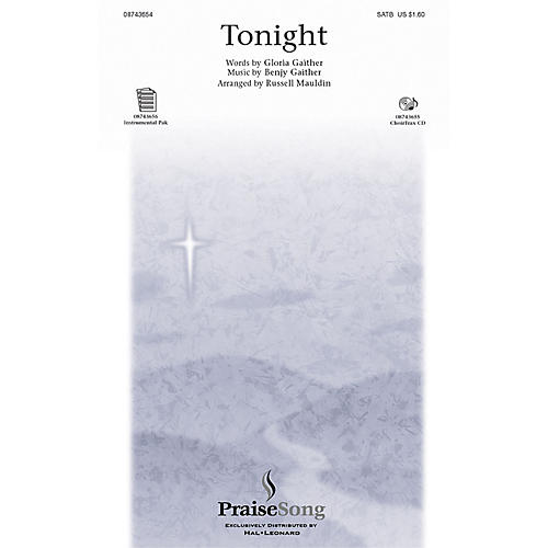 PraiseSong Tonight IPAKO by David Phelps Arranged by Russell Mauldin thumbnail