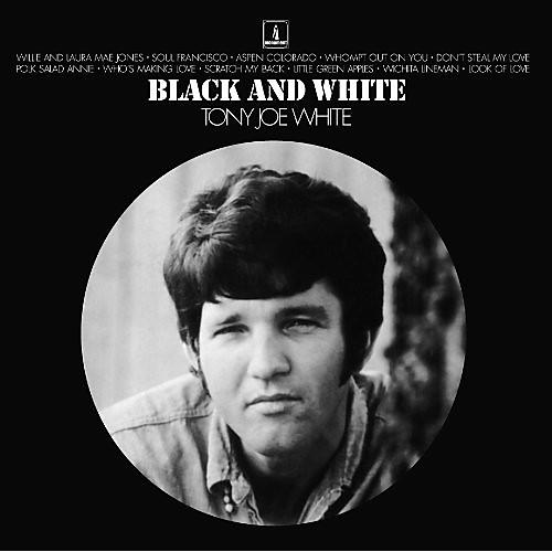 Alliance Tony Joe White - Black & White thumbnail
