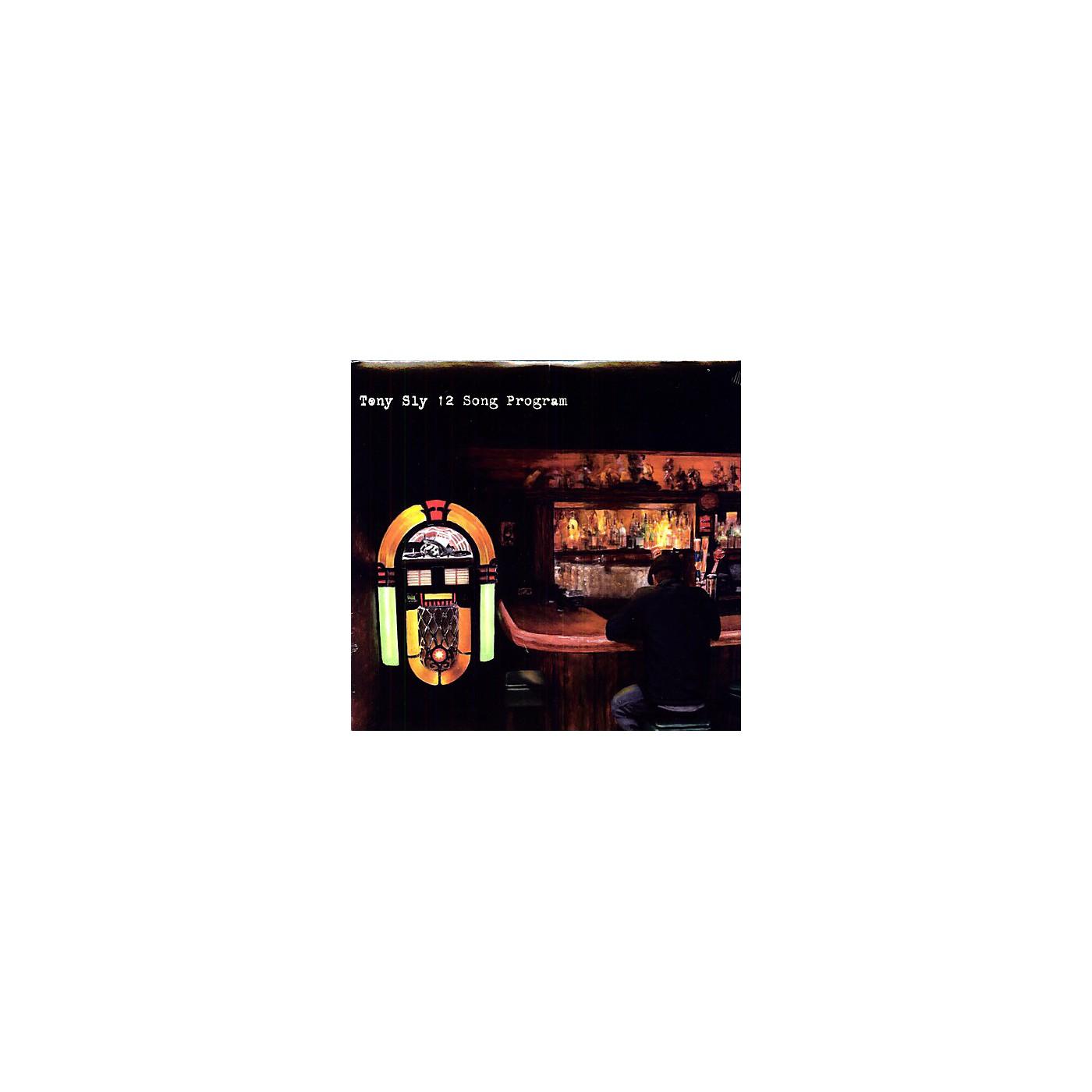 Alliance Tony Sly - 12 Song Program thumbnail