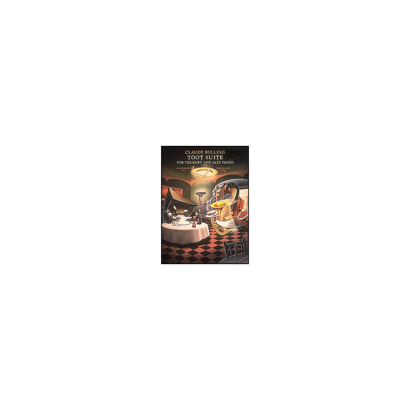 Hal Leonard Toot Suite for Trumpet And Jazz Piano Trio thumbnail