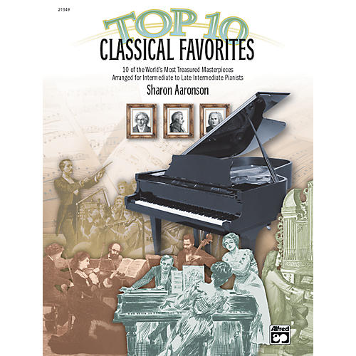 Alfred Top 10 Classical Favorites thumbnail