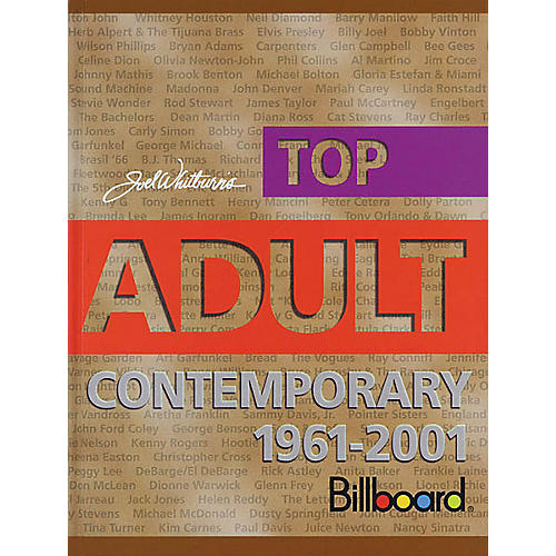 Record Research Top Adult Contemporary 1961-2001 Book-thumbnail