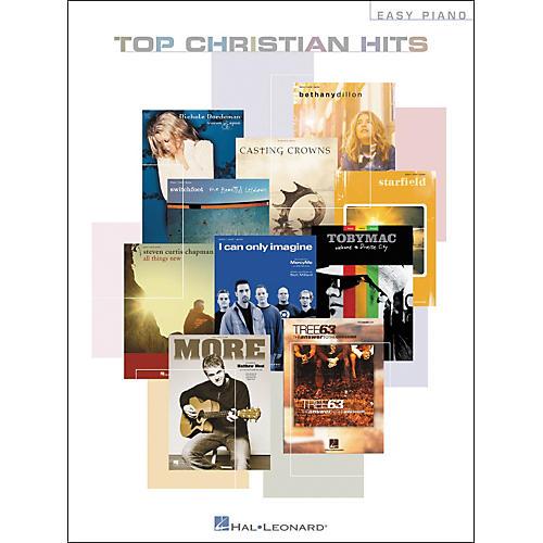 Hal Leonard Top Christian Hits For Easy Piano thumbnail