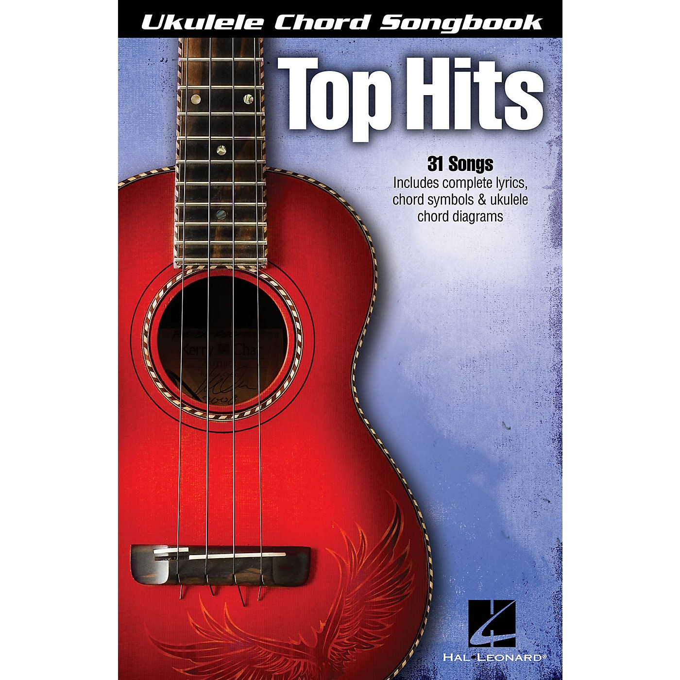 Hal Leonard Top Hits  Ukulele Chord Songbook thumbnail