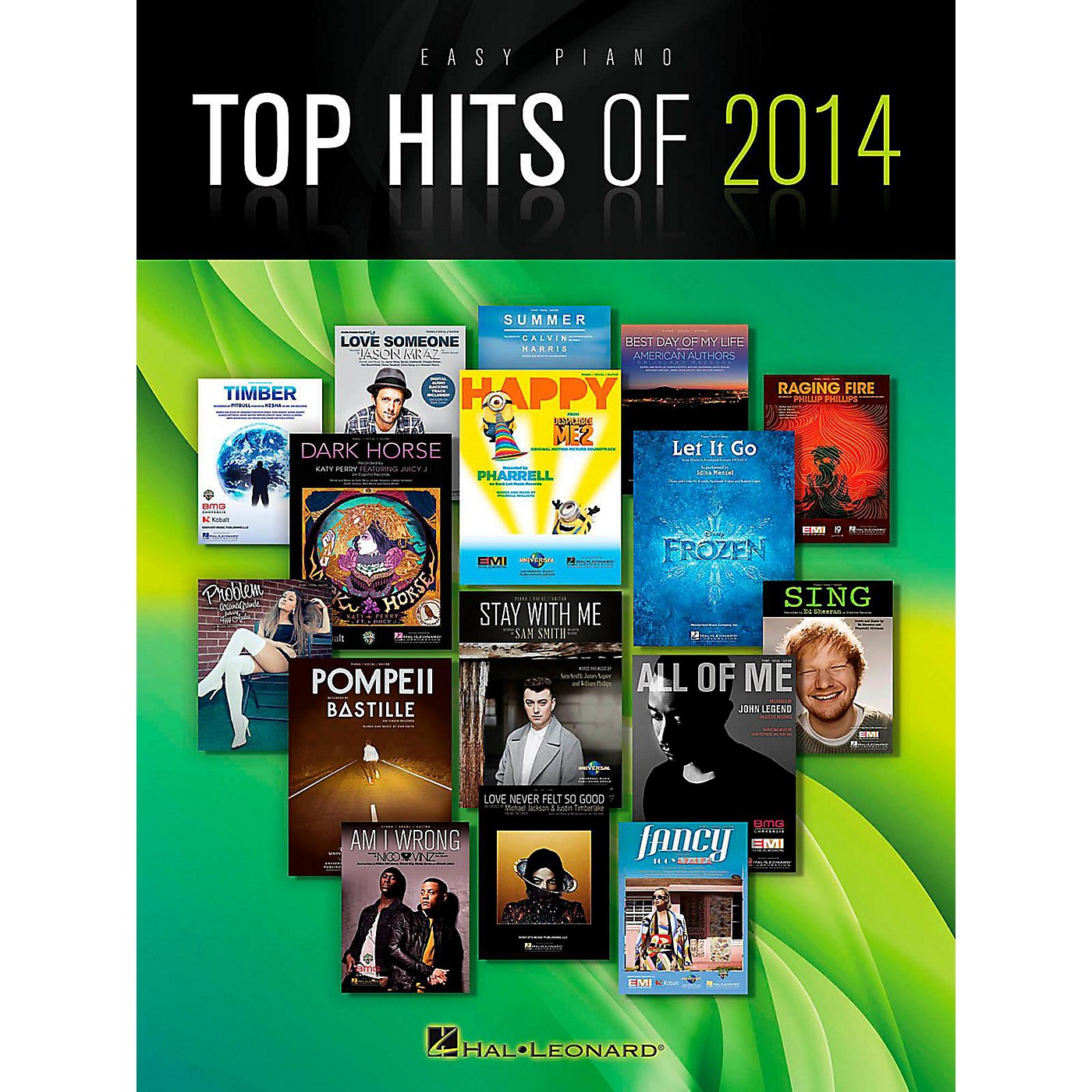 Hal Leonard Top Hits of 2014 for Easy Piano thumbnail