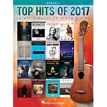 Hal Leonard Top Hits of 2017 - Ukulele
